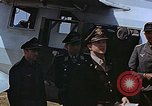 Image of German and Russian military officials Germany, 1945, second 8 stock footage video 65675036090