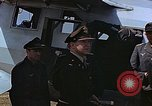 Image of German and Russian military officials Germany, 1945, second 9 stock footage video 65675036090