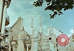Image of demolition of buildings in post war Germany Leipzig Germany, 1945, second 1 stock footage video 65675036092