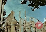 Image of demolition of buildings in post war Germany Leipzig Germany, 1945, second 2 stock footage video 65675036092