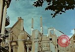 Image of demolition of buildings in post war Germany Leipzig Germany, 1945, second 3 stock footage video 65675036092