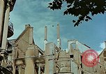 Image of demolition of buildings in post war Germany Leipzig Germany, 1945, second 6 stock footage video 65675036092