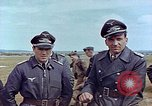 Image of German Generals taken prisoners Germany, 1945, second 7 stock footage video 65675036093