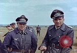 Image of German Generals taken prisoners Germany, 1945, second 8 stock footage video 65675036093