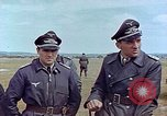 Image of German Generals taken prisoners Germany, 1945, second 9 stock footage video 65675036093