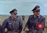 Image of German Generals taken prisoners Germany, 1945, second 10 stock footage video 65675036093