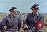 Image of German Generals taken prisoners Germany, 1945, second 12 stock footage video 65675036093
