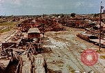 Image of destroyed marshaling yard Cologne Germany, 1945, second 2 stock footage video 65675036096