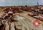 Image of destroyed marshaling yard Cologne Germany, 1945, second 4 stock footage video 65675036096