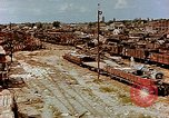 Image of destroyed marshaling yard Cologne Germany, 1945, second 7 stock footage video 65675036096