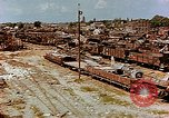Image of destroyed marshaling yard Cologne Germany, 1945, second 8 stock footage video 65675036096