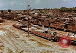 Image of destroyed marshaling yard Cologne Germany, 1945, second 9 stock footage video 65675036096