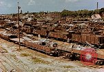 Image of destroyed marshaling yard Cologne Germany, 1945, second 11 stock footage video 65675036096