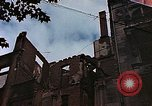 Image of destroyed and damaged buildings Cologne Germany, 1945, second 1 stock footage video 65675036097