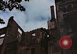 Image of destroyed and damaged buildings Cologne Germany, 1945, second 3 stock footage video 65675036097