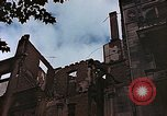 Image of destroyed and damaged buildings Cologne Germany, 1945, second 4 stock footage video 65675036097