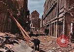 Image of destroyed and damaged buildings Cologne Germany, 1945, second 3 stock footage video 65675036098