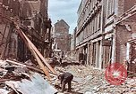 Image of destroyed and damaged buildings Cologne Germany, 1945, second 4 stock footage video 65675036098