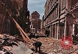 Image of destroyed and damaged buildings Cologne Germany, 1945, second 5 stock footage video 65675036098