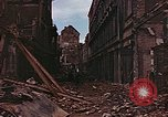 Image of destroyed and damaged buildings Cologne Germany, 1945, second 6 stock footage video 65675036098