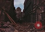 Image of destroyed and damaged buildings Cologne Germany, 1945, second 7 stock footage video 65675036098