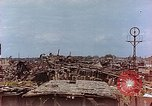 Image of destroyed marshaling yard Germany, 1945, second 9 stock footage video 65675036100