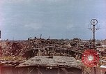 Image of destroyed marshaling yard Germany, 1945, second 11 stock footage video 65675036100
