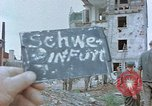 Image of German prisoners Schweinfurt Germany, 1945, second 1 stock footage video 65675036104