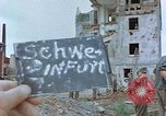 Image of German prisoners Schweinfurt Germany, 1945, second 4 stock footage video 65675036104