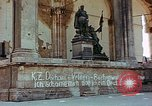 Image of Feldherrnhalle at end of  World War II in Europe Munich Germany, 1945, second 2 stock footage video 65675036112