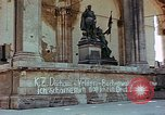 Image of Feldherrnhalle at end of  World War II in Europe Munich Germany, 1945, second 4 stock footage video 65675036112