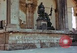 Image of Feldherrnhalle at end of  World War II in Europe Munich Germany, 1945, second 6 stock footage video 65675036112