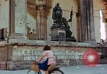 Image of Feldherrnhalle at end of  World War II in Europe Munich Germany, 1945, second 8 stock footage video 65675036112