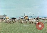 Image of United States airmen Germany, 1945, second 5 stock footage video 65675036116