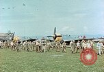 Image of United States airmen Germany, 1945, second 8 stock footage video 65675036116