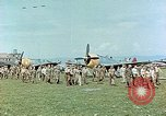 Image of United States airmen Germany, 1945, second 9 stock footage video 65675036116