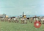 Image of United States airmen Germany, 1945, second 11 stock footage video 65675036116