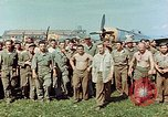 Image of United States airmen Germany, 1945, second 5 stock footage video 65675036117