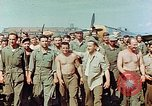 Image of United States airmen Germany, 1945, second 7 stock footage video 65675036117