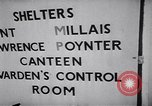 Image of British bomb shelter London England United Kingdom, 1944, second 10 stock footage video 65675036123