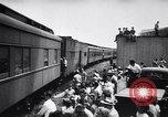 Image of European Jewish refugees at a US camp Oswego New York USA, 1944, second 10 stock footage video 65675036124