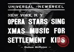 Image of Metropolitan Opera Stars New York United States USA, 1938, second 2 stock footage video 65675036140
