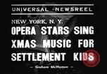 Image of Metropolitan Opera Stars New York United States USA, 1938, second 4 stock footage video 65675036140