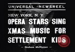 Image of Metropolitan Opera Stars New York United States USA, 1938, second 7 stock footage video 65675036140