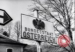 Image of Germany enters Austria Austria, 1938, second 12 stock footage video 65675036142