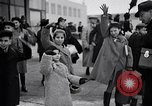 Image of Czech Jewish children flee to safety in World War 2 Czechoslovakia, 1938, second 5 stock footage video 65675036143