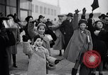 Image of Czech Jewish children flee to safety in World War 2 Czechoslovakia, 1938, second 6 stock footage video 65675036143