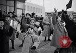 Image of Czech Jewish children flee to safety in World War 2 Czechoslovakia, 1938, second 8 stock footage video 65675036143