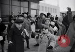 Image of Czech Jewish children flee to safety in World War 2 Czechoslovakia, 1938, second 9 stock footage video 65675036143