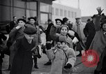 Image of Czech Jewish children flee to safety in World War 2 Czechoslovakia, 1938, second 10 stock footage video 65675036143